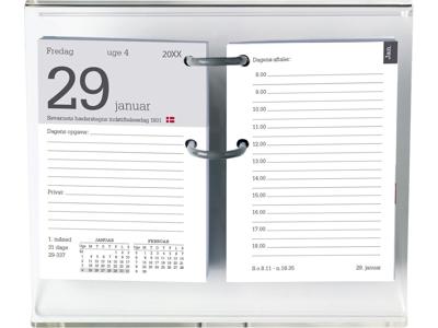 Blokkalender, REFILL, FSC Mix 20140000