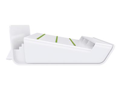 Oplader multi xl 4 usb porte hvid