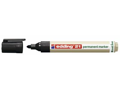 Marker Edding 21 Ecoline sort