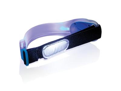 Sikkerheds LED diode strop, blå