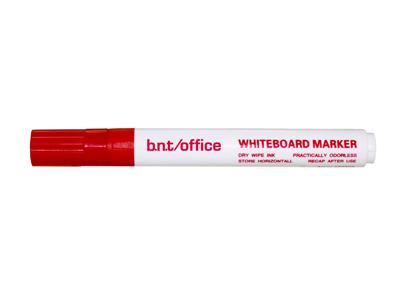 Whiteboardmarker Wera rund spids rød
