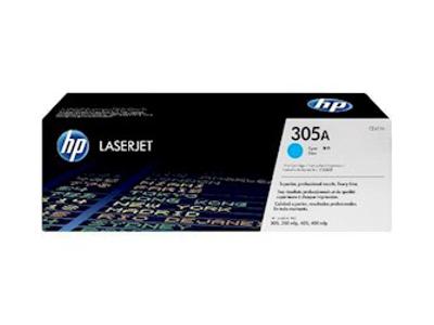 HP 305A LASERTONER CE411A CYAN