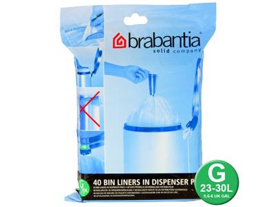 Affaldspose Brabantia model G 23-30 ltr. 40 stk
