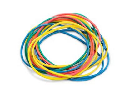 Gummibånd og elastikker