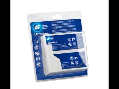 Renseservietter til overflader våd og tør (AF) 20 sæt.