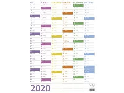 Vægkalender, Trend, FSC Mix 20055100