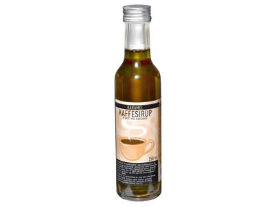 Kaffesirup Karamel 250 ml