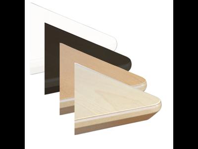 Bordplade 160 x 100 cm Sort
