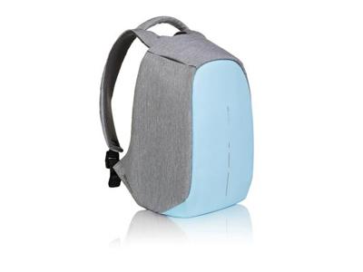 Bobby Compact tyverisikker rygsæk, lyseblå