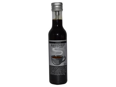 Kaffesirup Lakrids 250 ml