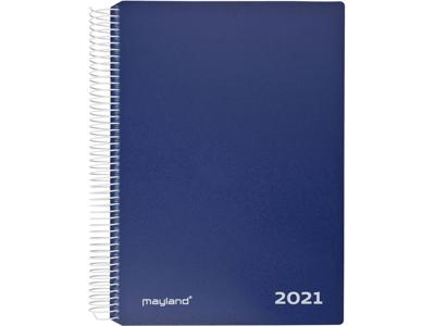 Timekalender 2021 blå 21218020