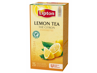 Te Lipton lemon 25 breve