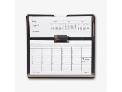 Stativ FLIP-A-WEEK bordkalender 366400