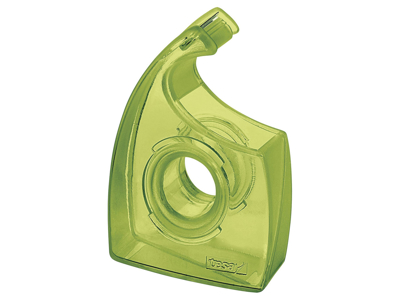 Tapeholder Tesa Ecologo grøn håndmodel