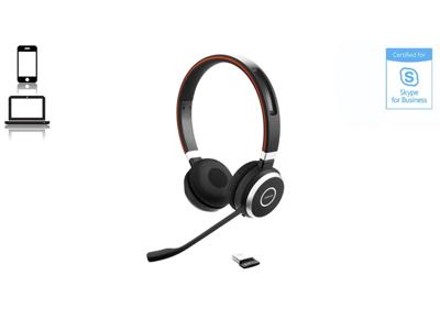 Headsæt Jabra Evolve 65 MS Stereo