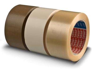 Tape pakke Tesa Pvc 4100 48 mm x 66 meter klar
