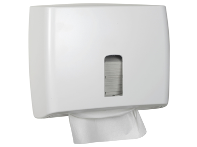 Dispenser White Classic Mini