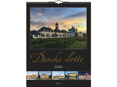 Vægkalender, Danske slotte, FSC Mix 20066200