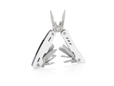 Solid multiværktøj, sølv