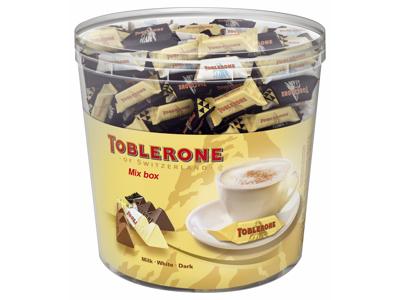 Chokolade Toblerone Tiny mix 904 gram.
