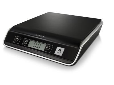 Brevvægt Dymo M5 5 kg. 2 gr. interval