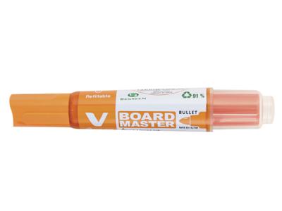 Whiteboardmarker Pilot Begreen rund orange