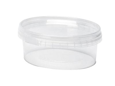Plastbøtte + låg handy-lock PP