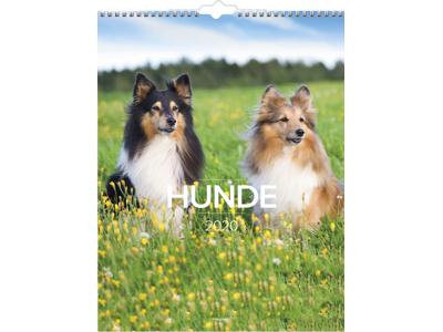 Vægkalender, Hunde, FSC Mix 20066320