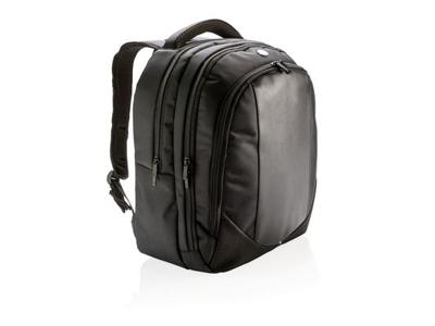 Swiss Peak laptop rygsæk, sort