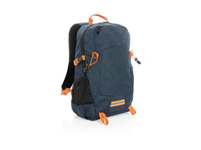 Outdoor PVC fri rygsæk med RFID, blå