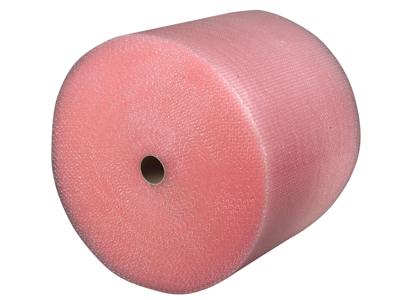 Bobleplast antistatisk rosa 50 cm x 50 meter