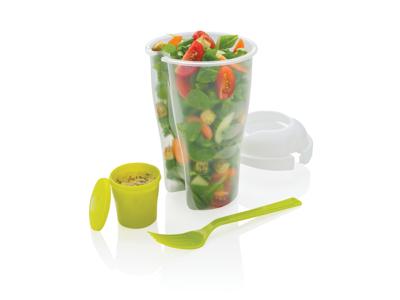 """Salat """"to go"""" kop, grøn"""
