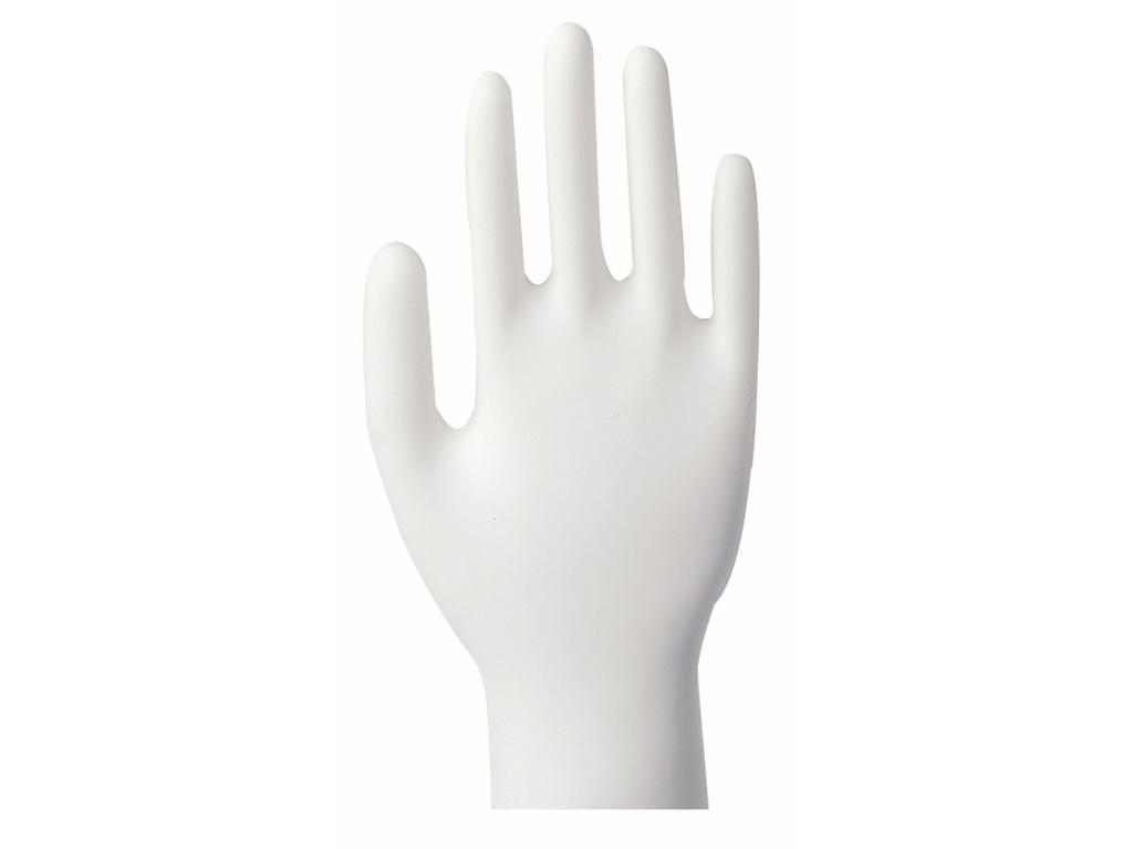 Handsker vinyl klar small 100 stk