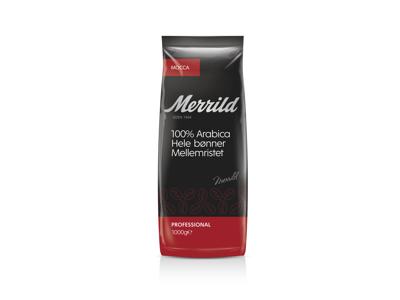 Kaffe Merrild Mocca