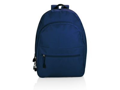 Basic rygsæk, marine blå