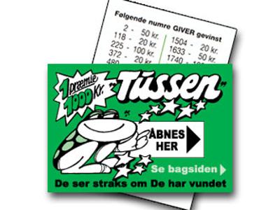 TUSSEN - 3008 LODDER