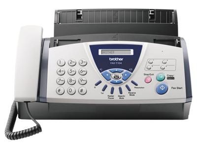 Faxmaskiner