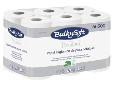 Toiletpapir Bulkysoft 2-lags