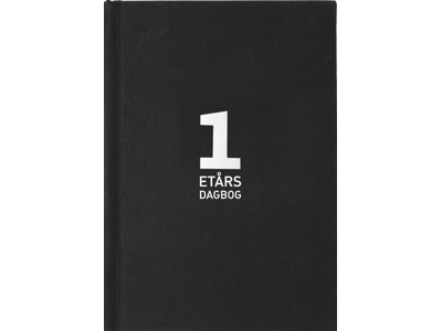 Kalender 1-års dagbog A5 365600