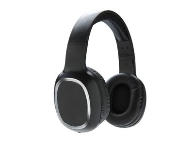 Trådløs over øret hovedtelefon, sort