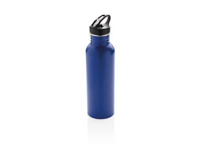 Deluxe aktivitets flaske i rustfrit stål, blå