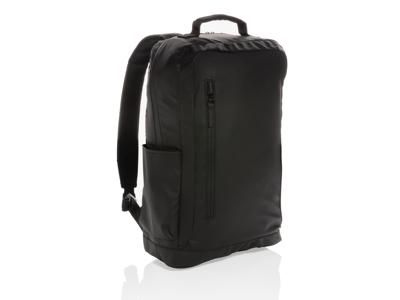 "Fashion 15.6"" laptop rygsæk, sort, PVC fri, sort"