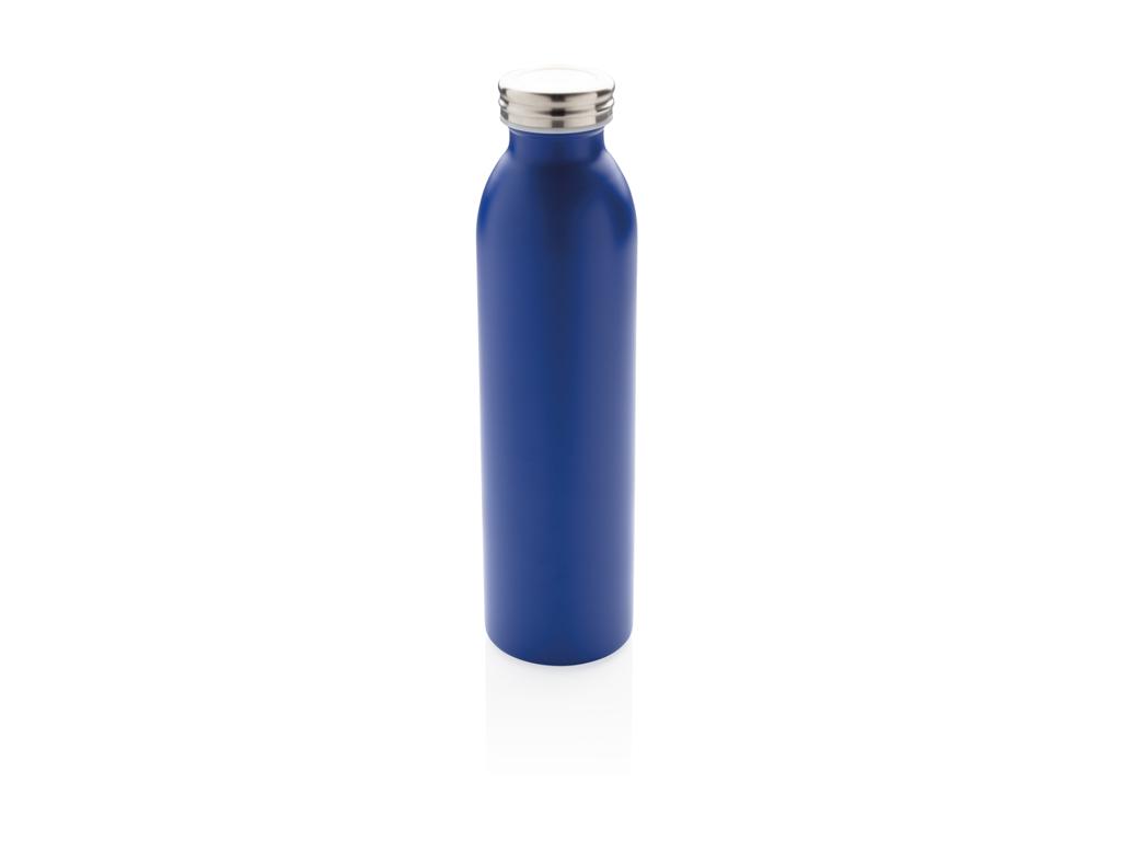 Leakproof kobber vakuum isoleret flaske, blå