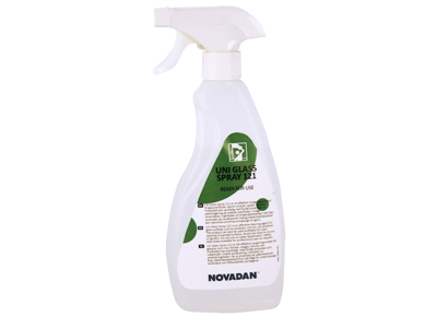 Glasrens uni spray 121 750 ml