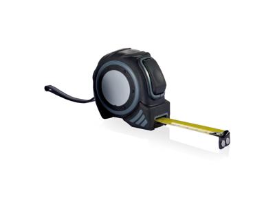 Grip målebånd - 5m/19mm, grå