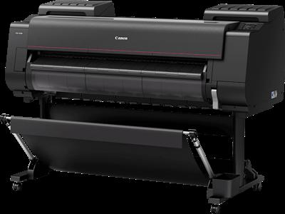 """PLOTTER Canon PRO-4000 44"""" incl. stander + RU-41"""