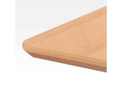 Bordplade 120 x 100 cm Bøg