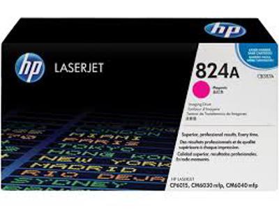 HP 824A LASERTONER CB383A RØD