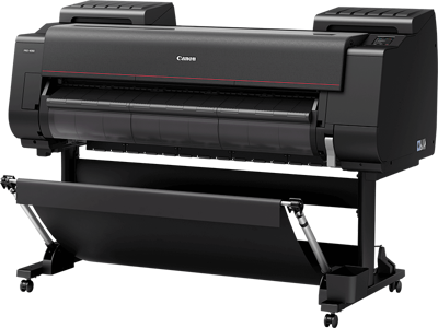 "PLOTTER Canon PRO-4000 44"" incl. stander"