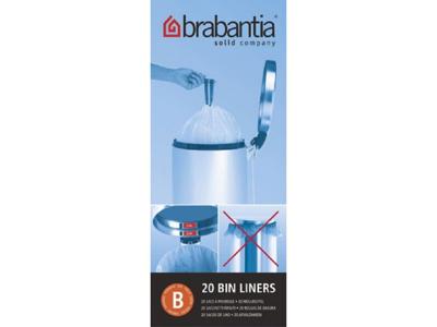 Affaldspose Brabantia model B 5 liter 60 stk
